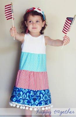 Как сшить платье для девочки фото