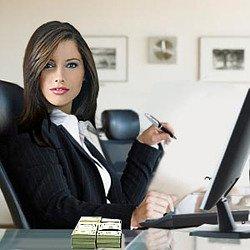 женщина босс фото