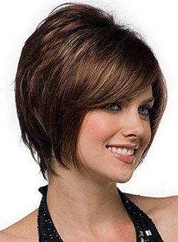 Прически дома на средние волосы