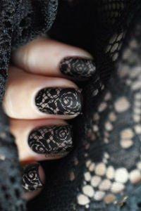 - Черный маникюр: модные тенденции и особенности использования