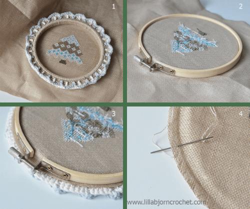 Идеи по оформлению вышивки