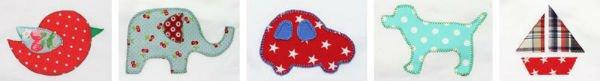 - Аппликация на детскую одежду: идеи, мастер-класс, шаблоны