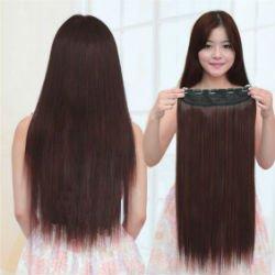 - Пряди волос на заколках - лучшая альтернатива наращиванию!