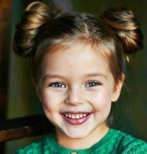 Стрижки и прически - Прически для девочек: прививаем вкус с детства